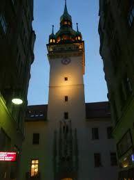 Stará radnice - radniční věž